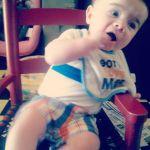 brittanythompson Beard: My Little Red Rocker