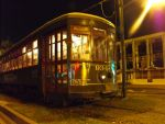 Barry Parker Beard: New Orleans street car