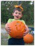 JeannineBenoit Beard: My Lil Pumpkin
