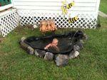 GeorgeDugas Beard: Who needs a Pool?