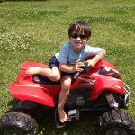 Lauren Haines Beard: Boys and their toys!!!!