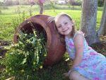 PallieMiller Beard: My beautiful granddaughter.