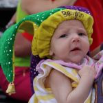 babies first mardi gras, Photo submitted by heather westbrook