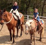 Cindy Swint Beard: Cowgirls having fun
