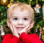 Mike Peters Beard: Connor\'s Christmas Picture 2014