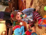 AlissaFriloux Beard: Our Little Reindeer