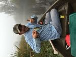 CrystalLeblanc Beard: Big catch of the day!