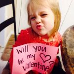My Valentine:), Photo submitted by Tiffany Credeur