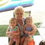 Great grandbabies/divas, Photo submitted by Ashley Ward