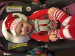 Holly Laurent Beard: Santa lost a reindeer!
