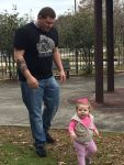 TaylorMills Beard: A day at the park with daddy