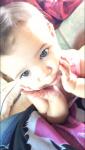 Katarina Brisset  Beard: Little Miss Blue Eyes