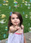 Alice Touchard Beard: Summer time bubbles