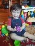 MelissaErrington Beard: Play time with Joseph