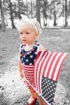 laurenderoche Beard: American Girl