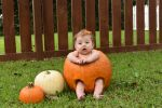 Perfect little pumpkin , Photo submitted by MindyHymel